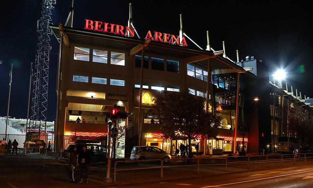 Behrn-Arena-arkivbild