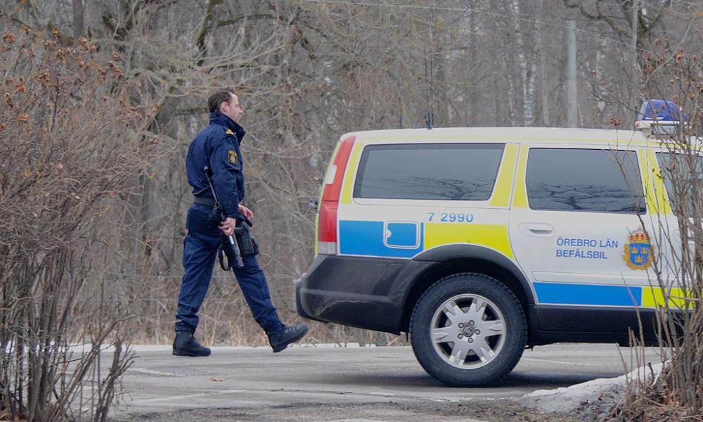 Polis - Arkivbild
