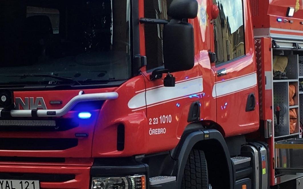 Räddningstjänsten i Örebro