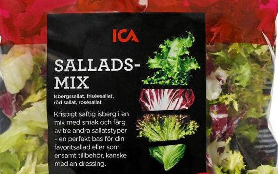 Salladsmix-ICA