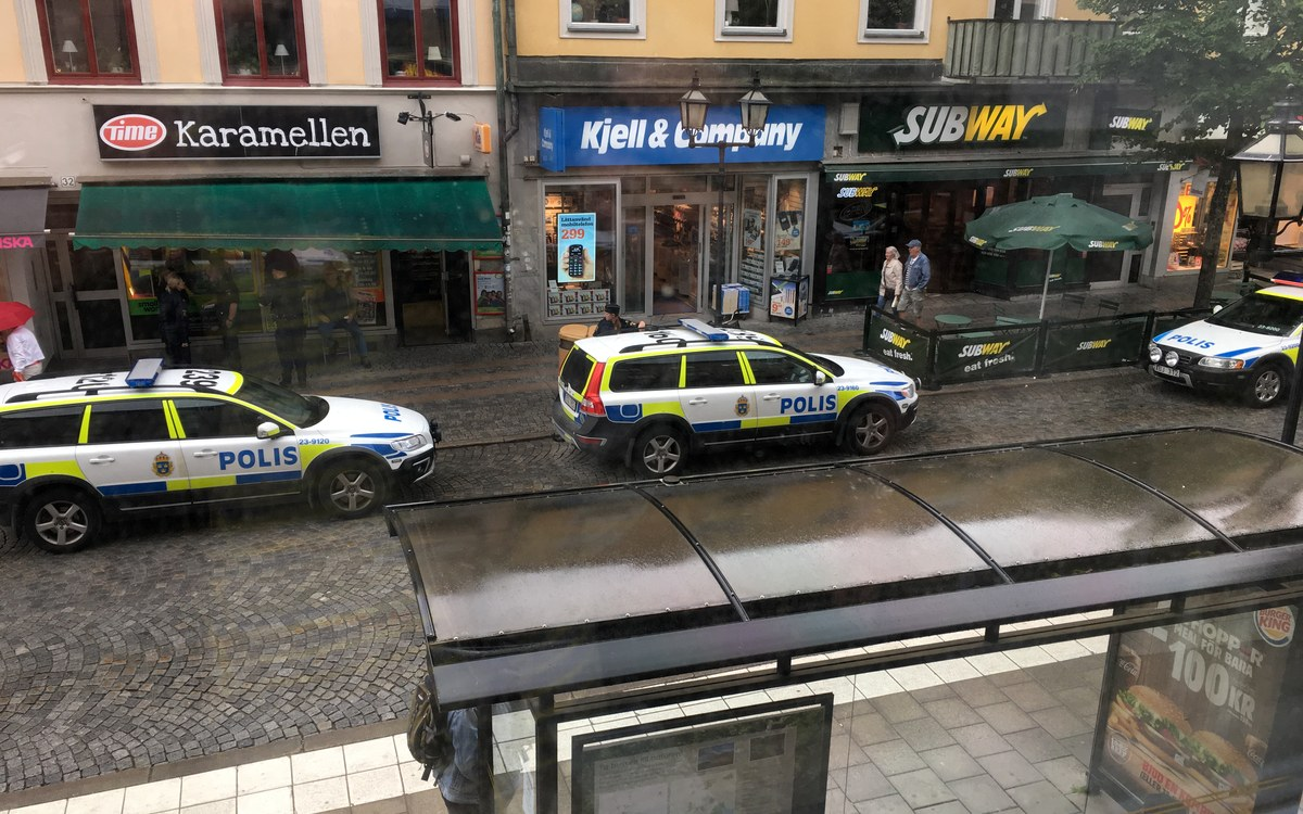 Skadegorelse-Örebro