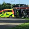 Trafikolycka-MC- Gustavsvik