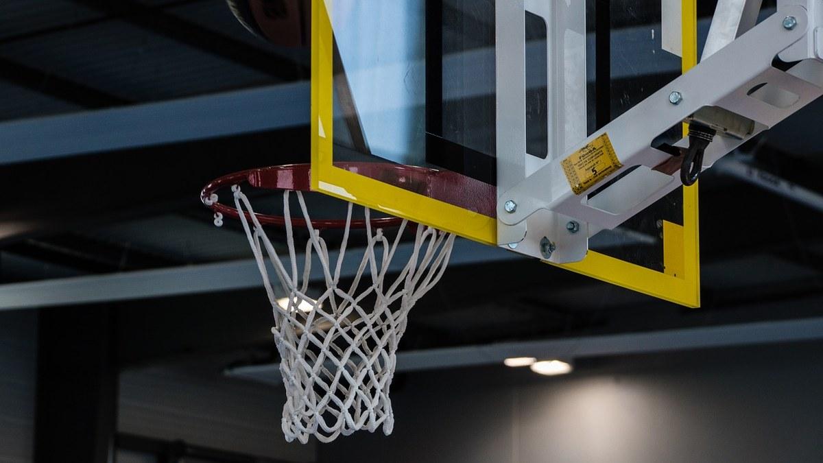 Basket-Arkivbild