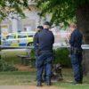 Våldsbrott vid Oskarstorget på Öster i Örebro