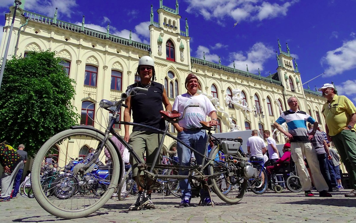 Mopeden-65 år