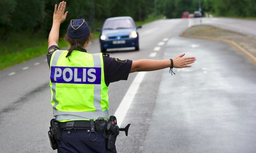 Polis-Trafikkontroll