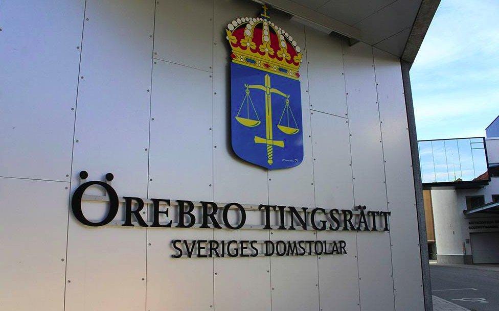 Rättscentrum i Örebro