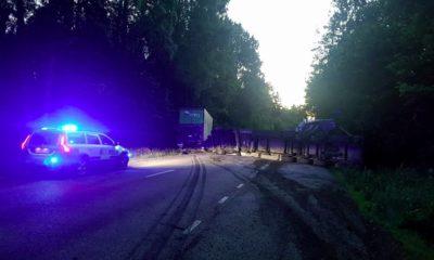 Trafikolycka-lastbil-Nydalen-Askersund