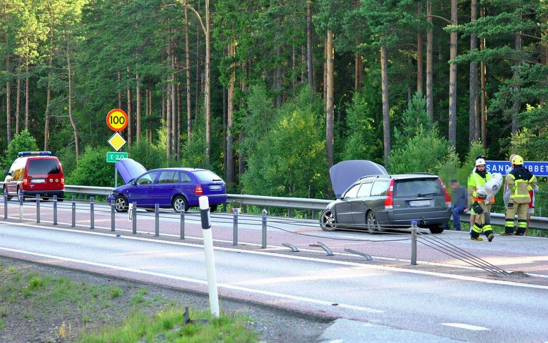 Trafikolycka-Sandstubbetorp