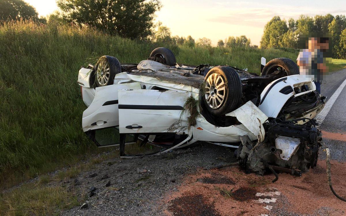 Trafikolycka-Seltorp-Rv50-Voltat
