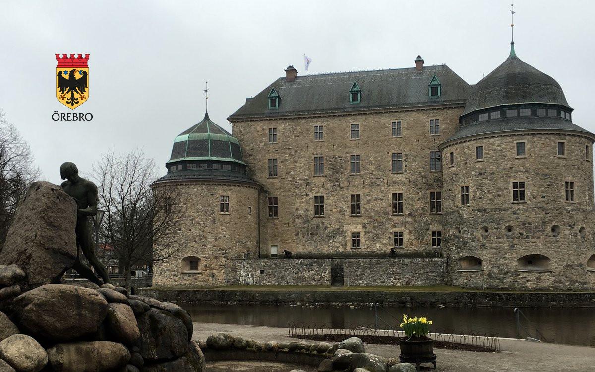 Örebro Kommun-Slottet-Örebro Tribune