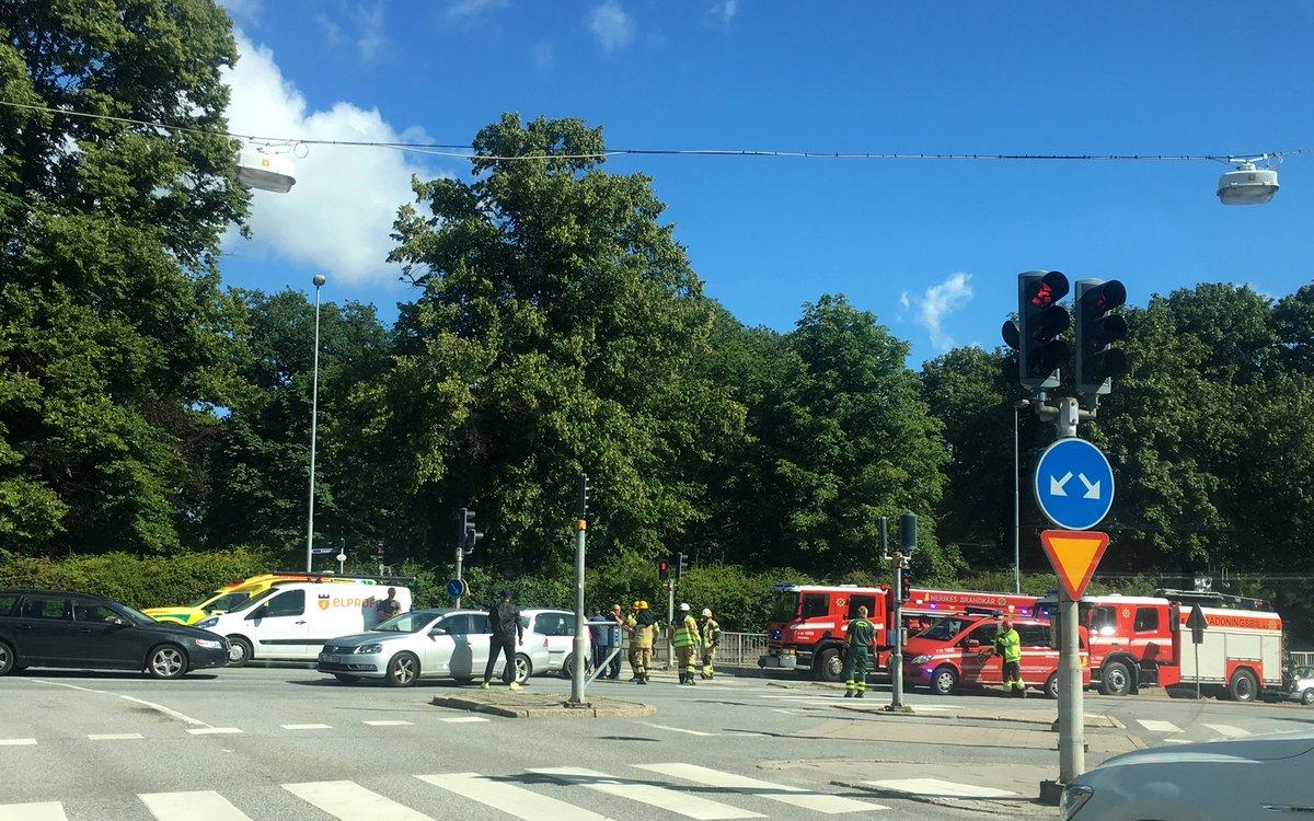 Trafikolycka-Tunnel-Korsning-Hertig-Karls-Alle