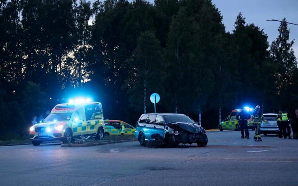 Trafikolycka-Vivalla-Tjusebovagen