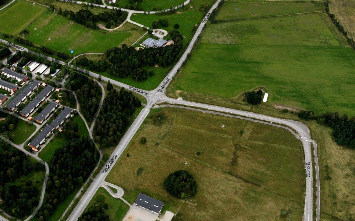 Trafikolycka-Vivalla-Lundby-Googlemaps