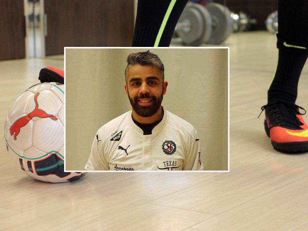 Futsal-ÖSK Futsal-Ahmad Fawaz