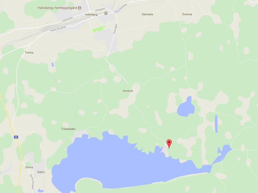 Karta-Villa-Sattervagen-Hallsberg