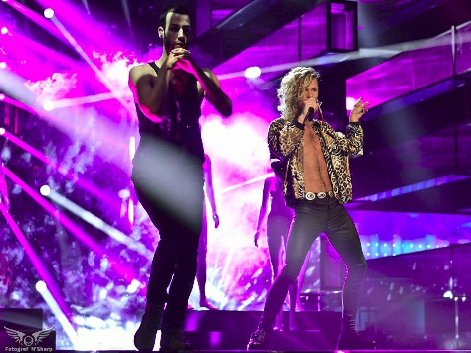 Melodifestivalen - Örebro 2015