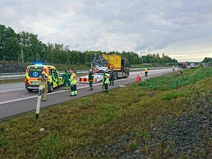TMA-Lillkyrka-Trafikolycka