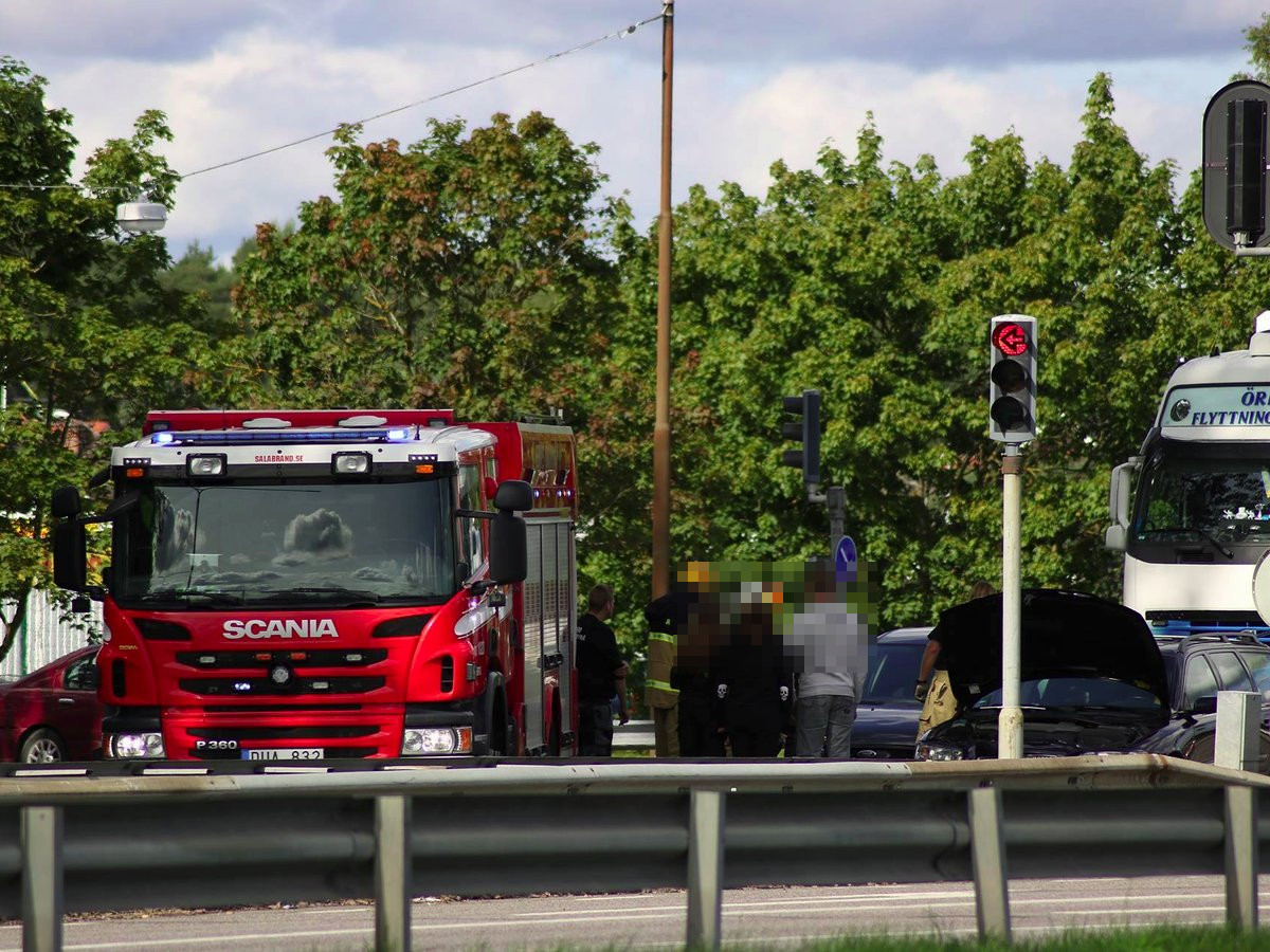 Trafikolycka-Ostra-bangatan-Dalbygatan