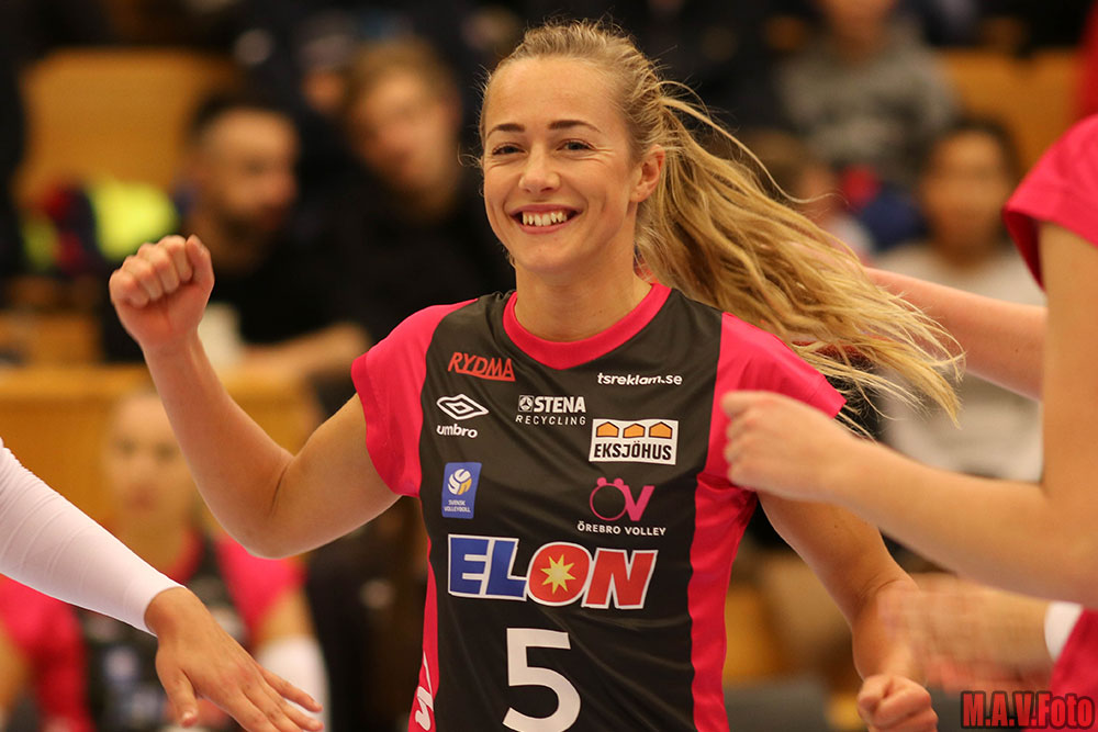 Örebro Volley - Degerfors