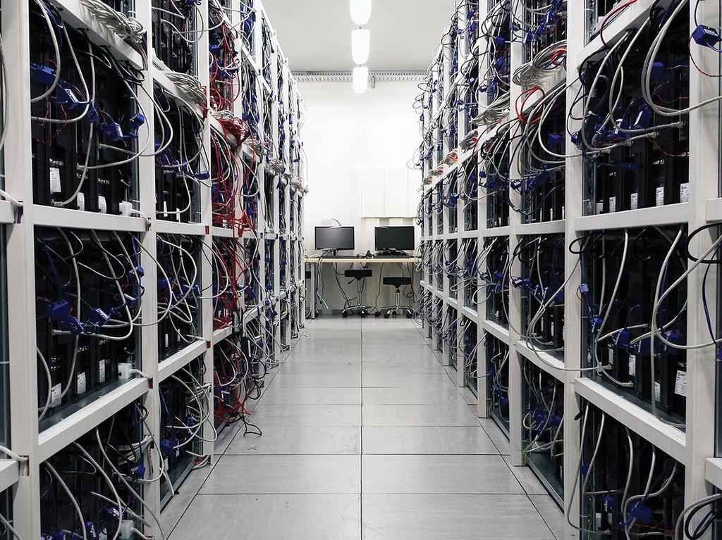 Datacenter-Tyskland