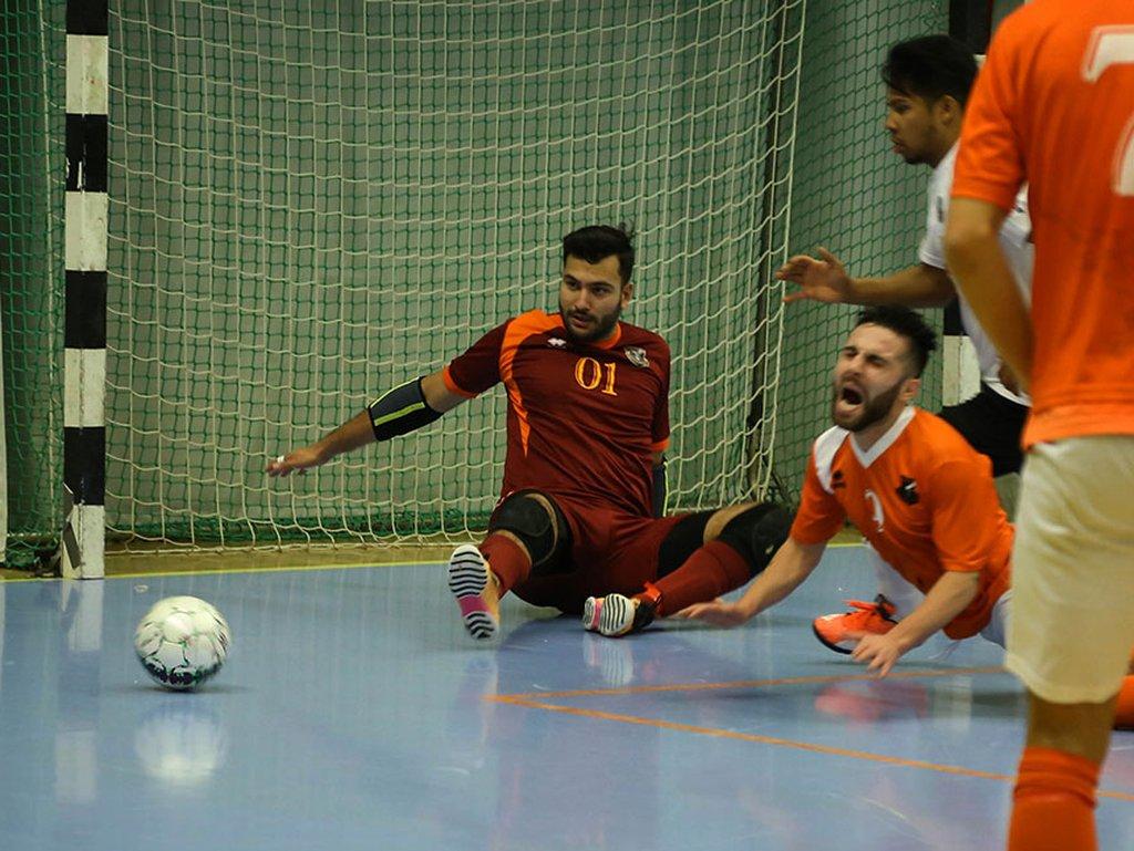 Falcao FC- Futsal