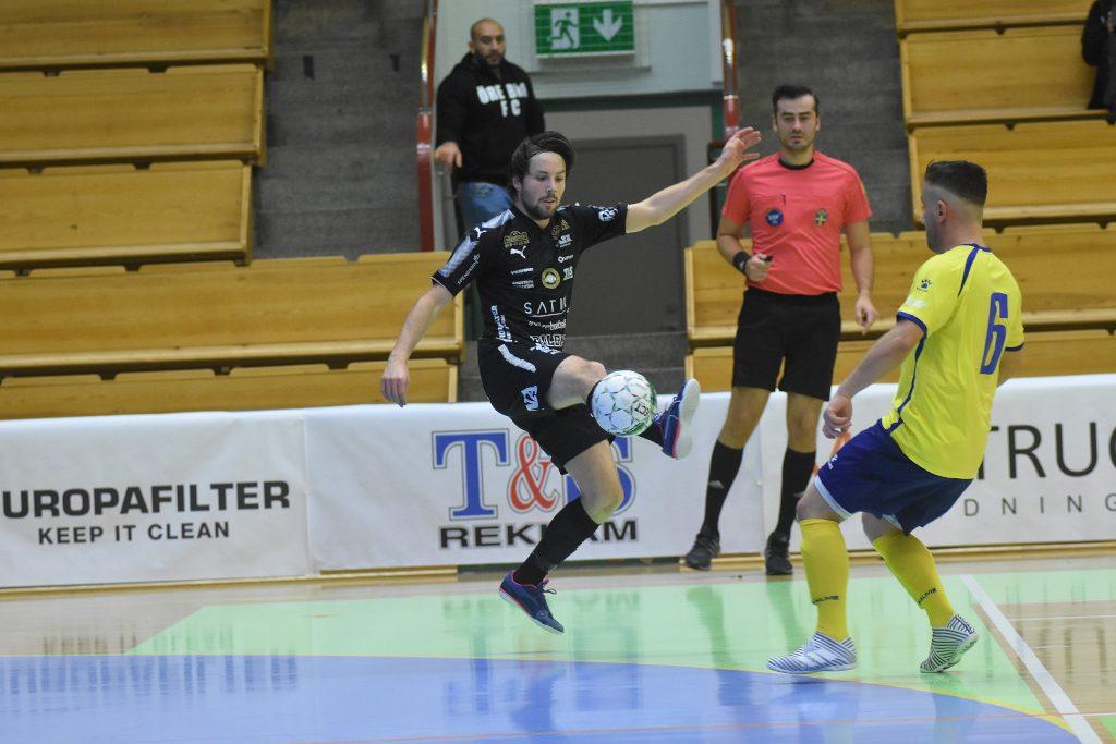 Örebro Futsal Club - Norrköping FK
