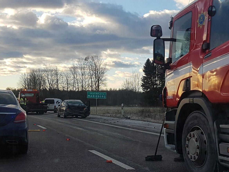 Trafikolycka-Marieberg