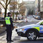 Slottsgatan-misstänkt-föremål-vaska-Försäkringskassan