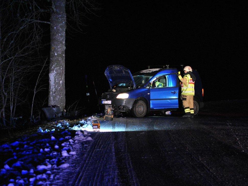 Trafikolycka-Personbil