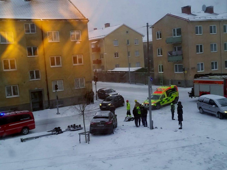 Hertig-Karls-Alle-Trafikolycka