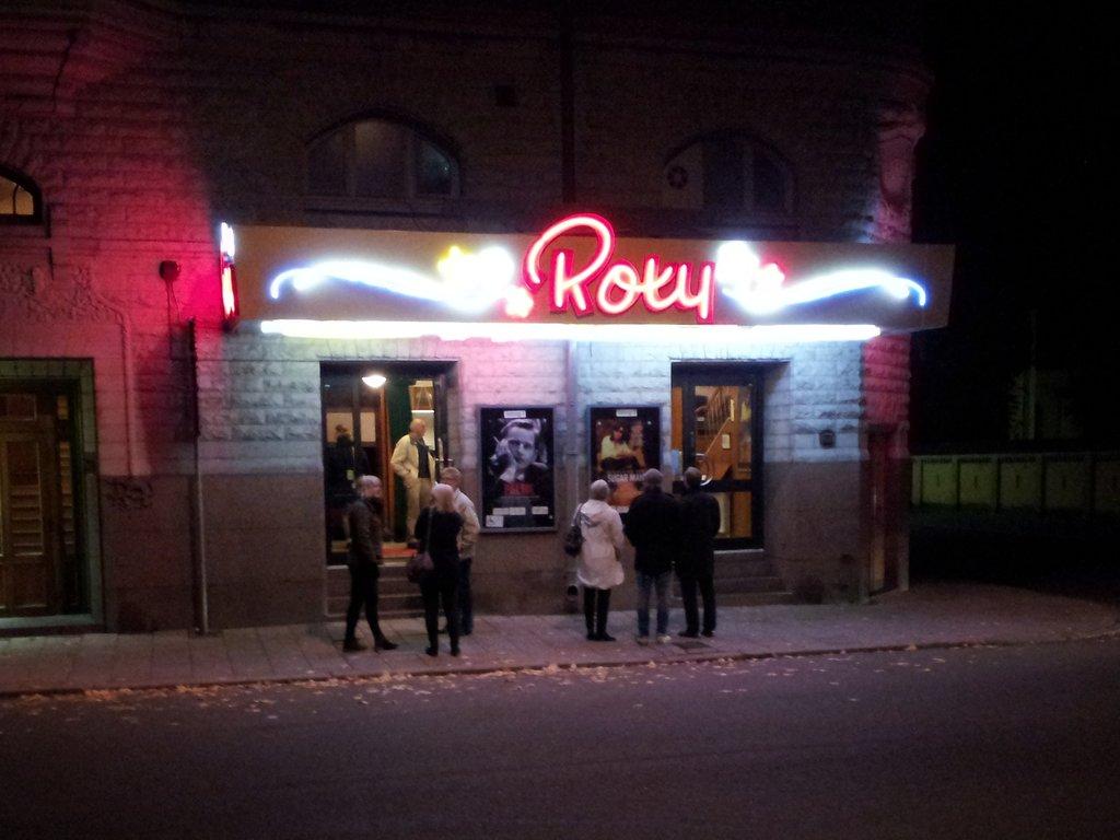 Roxy-Örebro