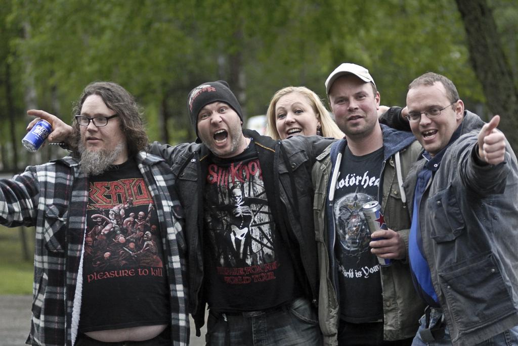 Bild från Metallsvenskan i Örebro