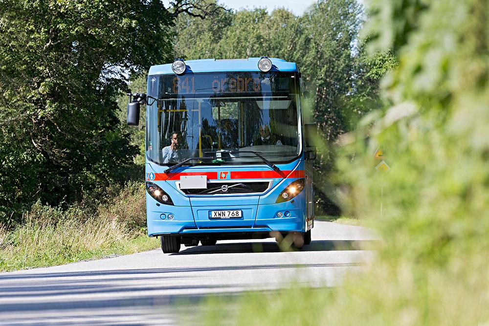 Länsbuss - Länstrafiken