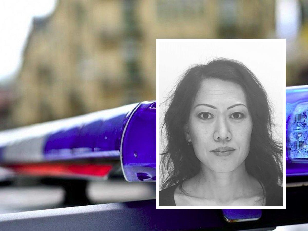 Passbild-Polisen-Lena-Wesström