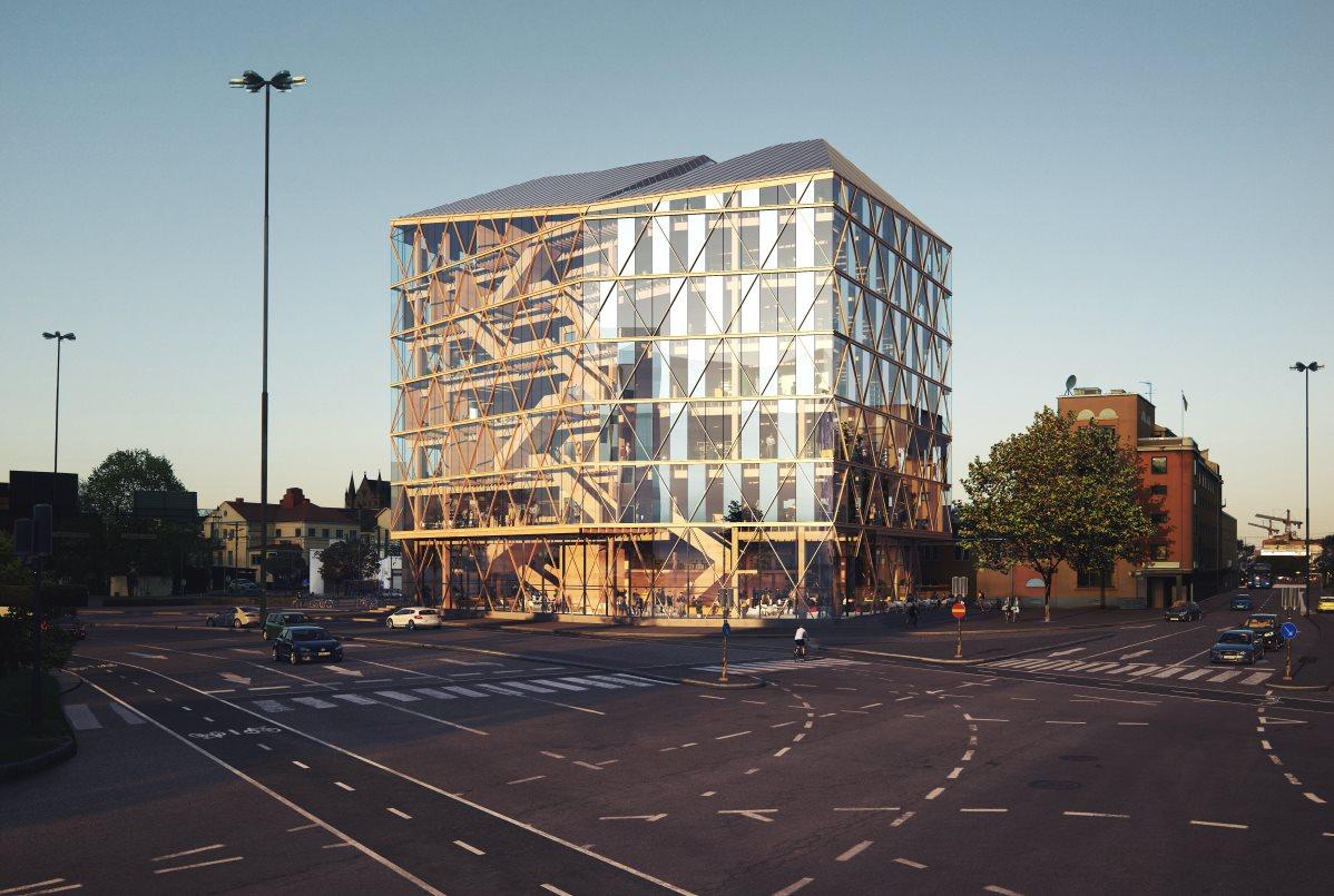 Utopia Arkitekter - Örebro