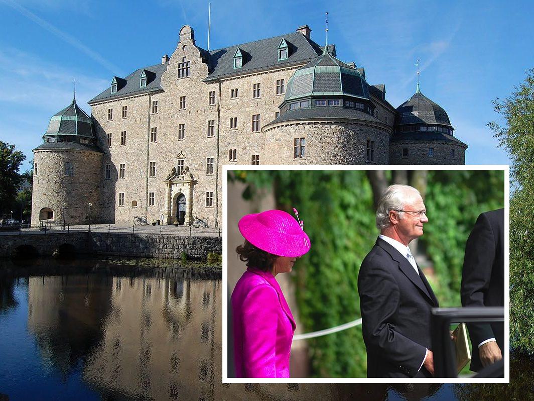 Örebro Slott Kungaparet
