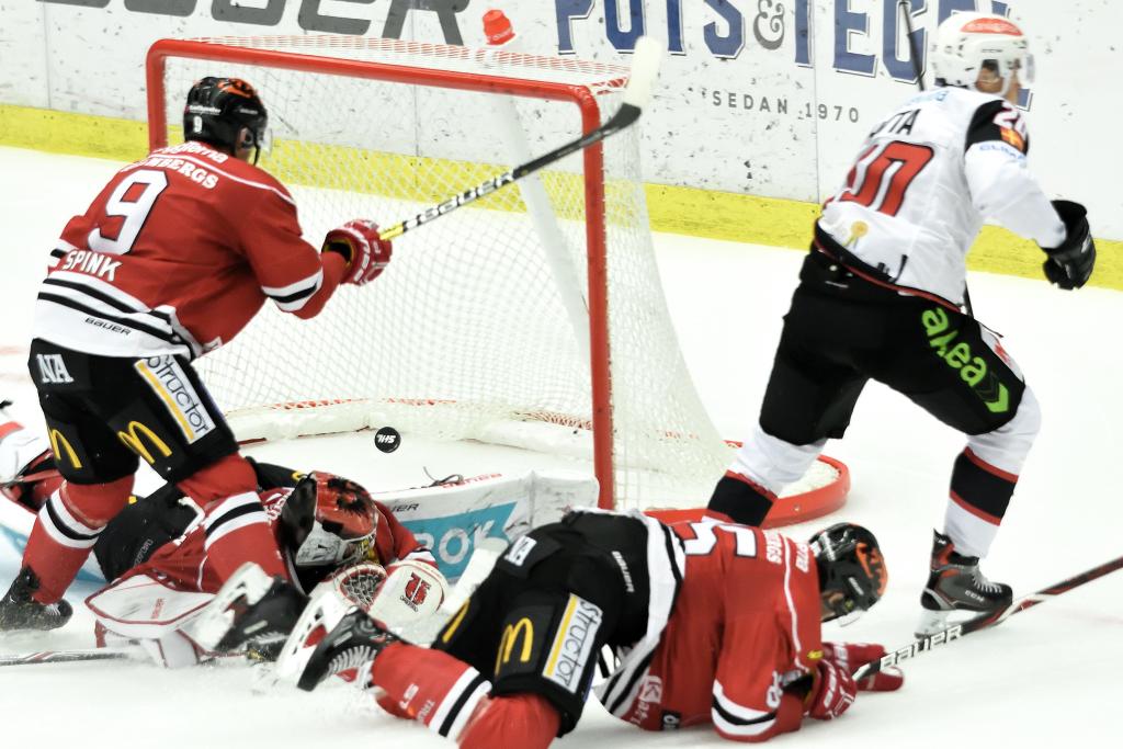 Örebro Hockey - Malmö