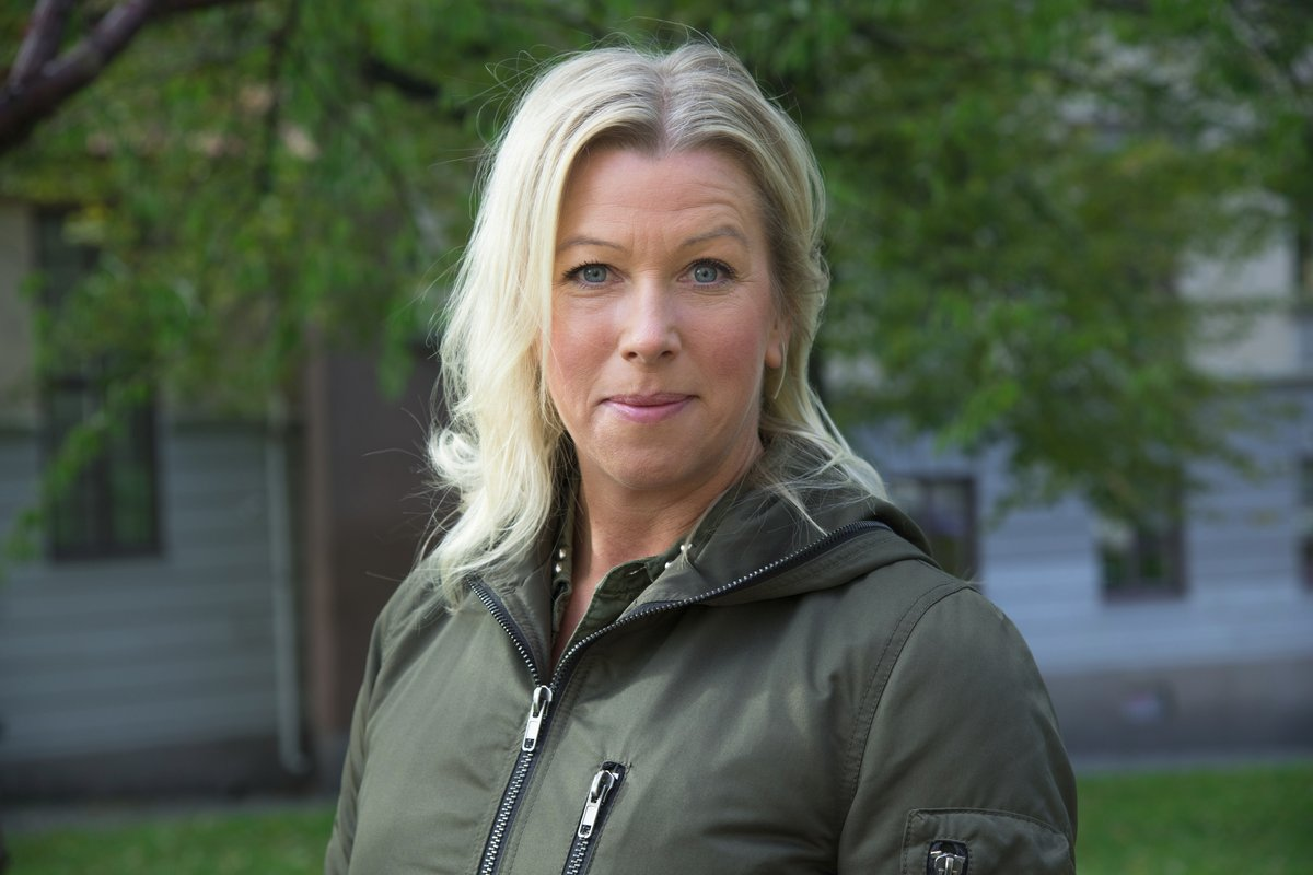 Sofia Persson - förnyelsedirektör i Örebro kommun