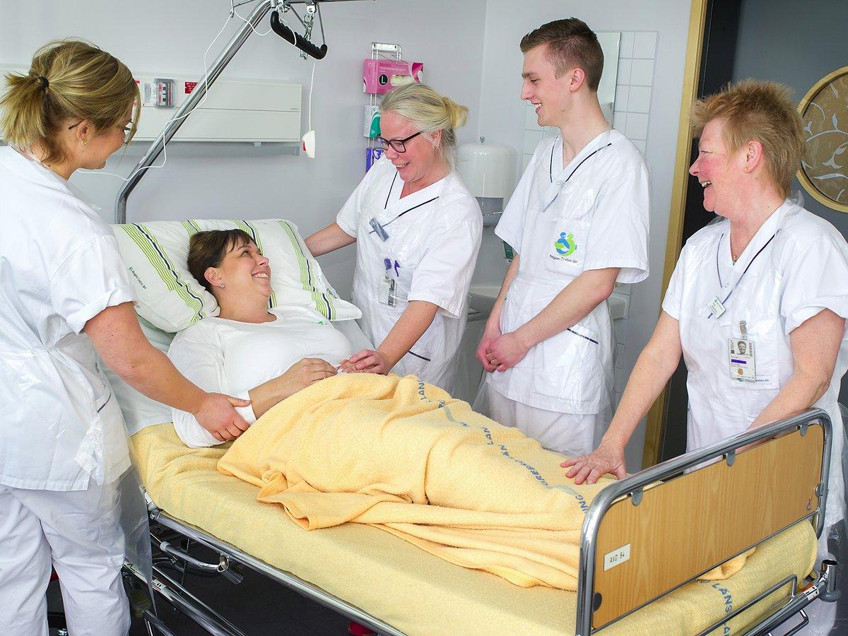 Undersköterskor - Undersköterskekonferens