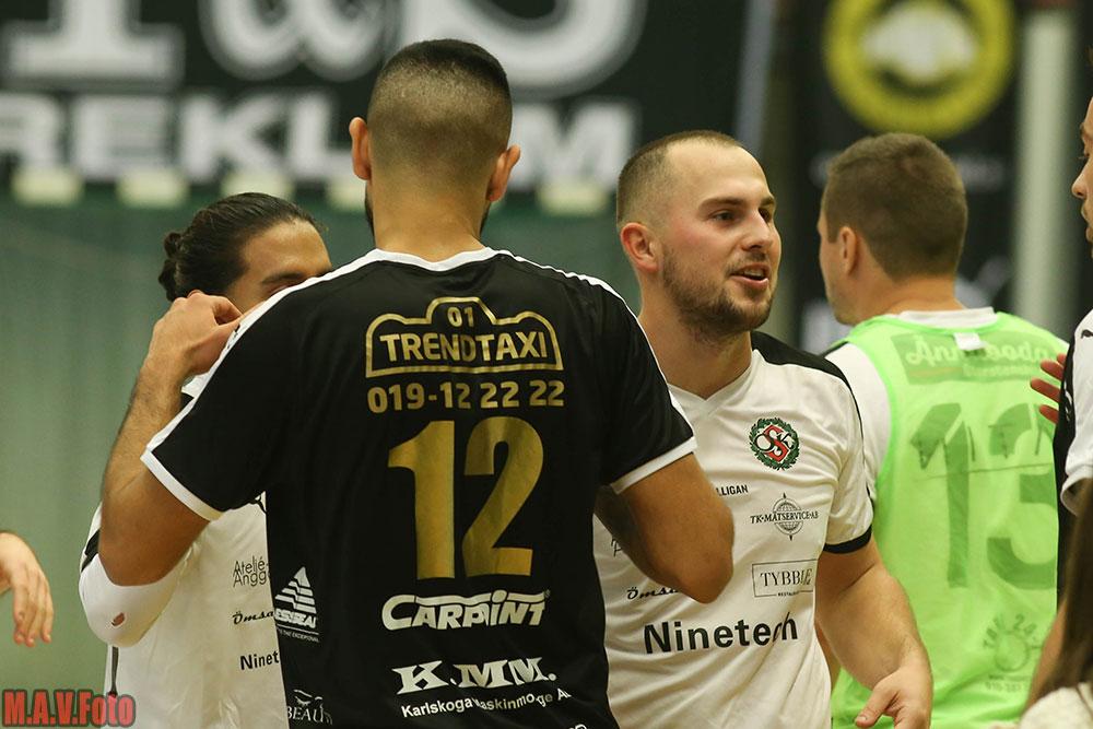 Derby mellan Örebro Futsal Club och ÖSK Futsal