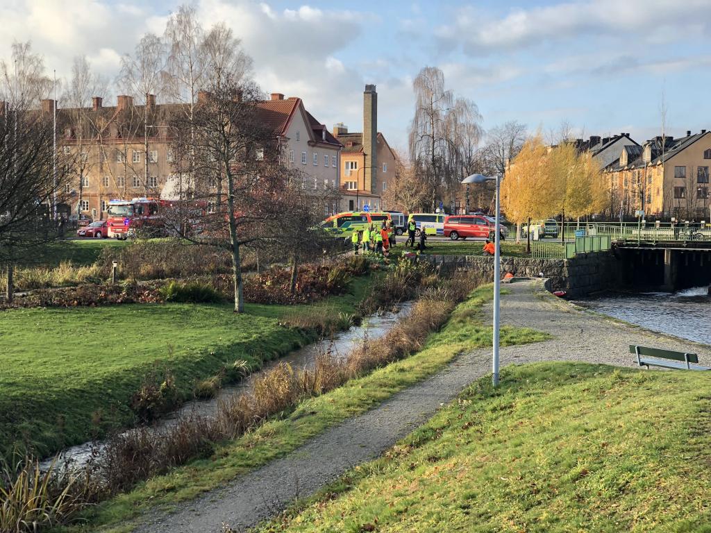Drunkningstillbud i Örebro