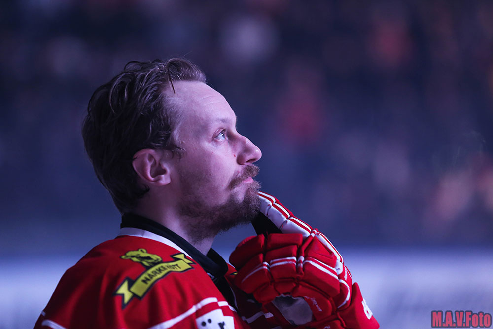 Marcus Weinstock lämnar Örebro Hockey efter 10 år