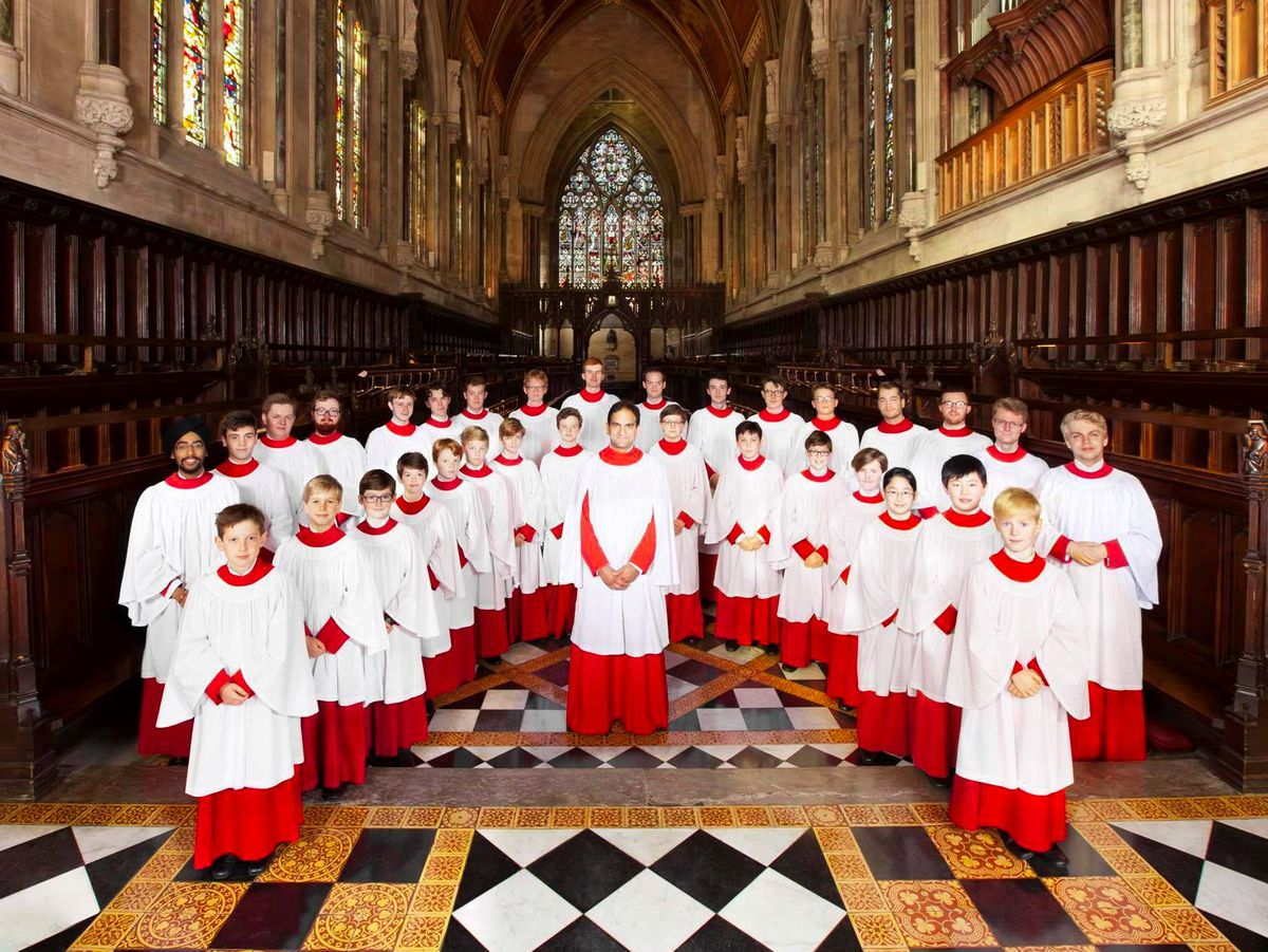 Choir of St Johns College Cambridge - Foto Nick Rutter
