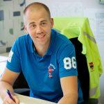 Christopher Jennebo, planerare på Vatten och avlopp - Örebro Kommun