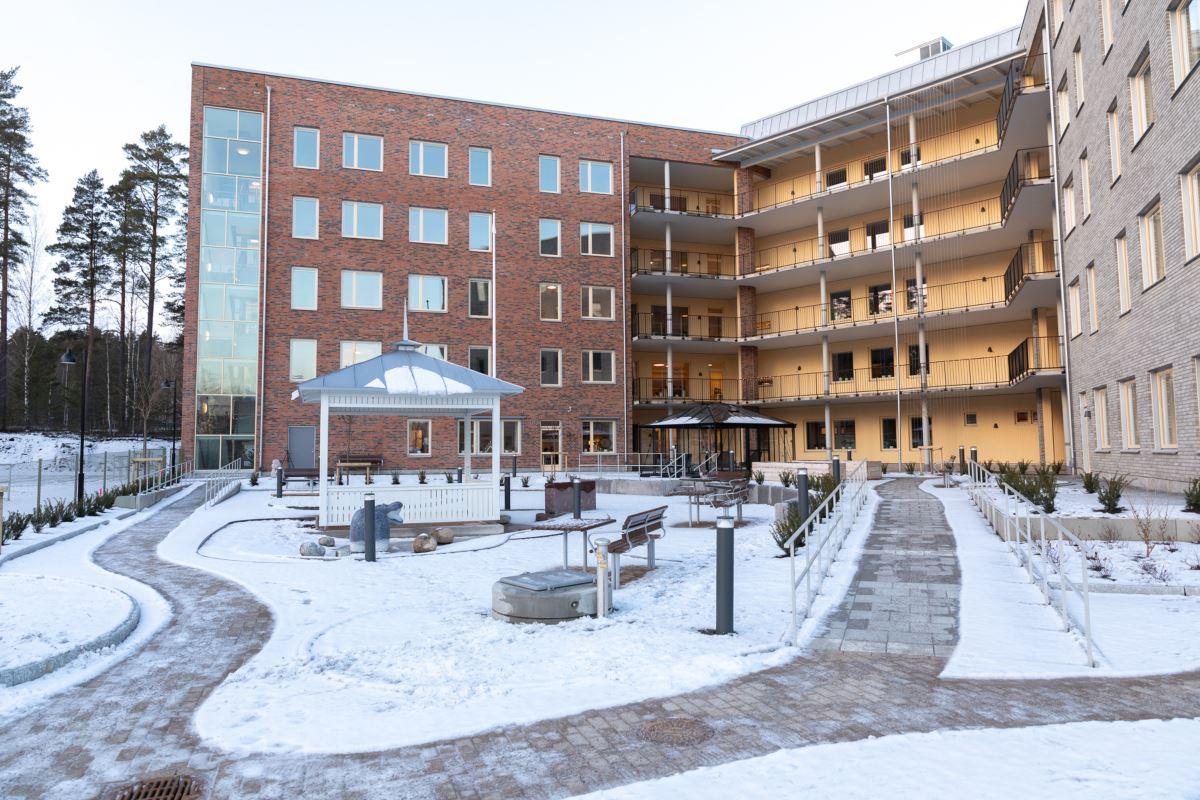 Karlslundsgården i Örebro