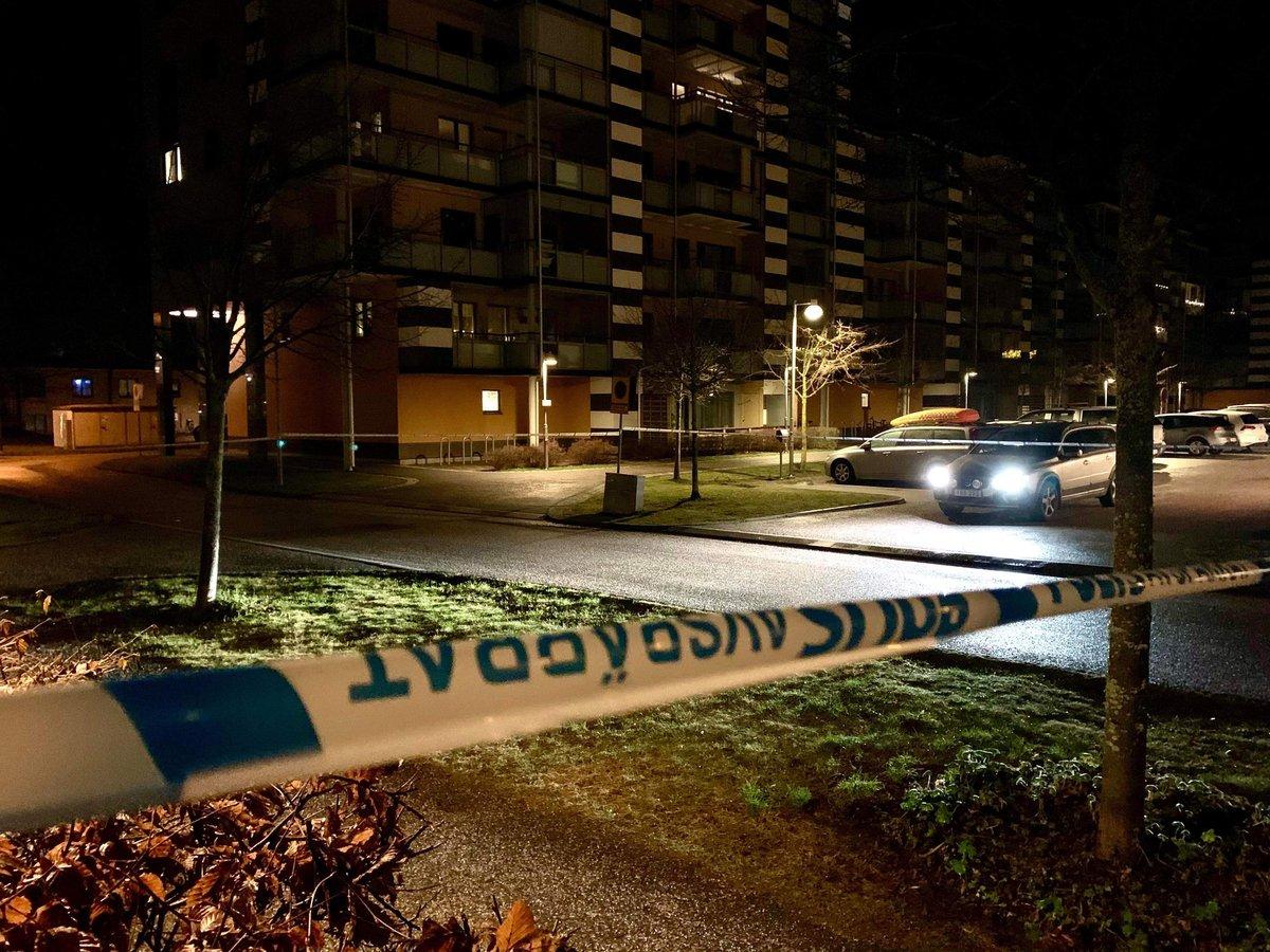 Mordförsök i Örebro