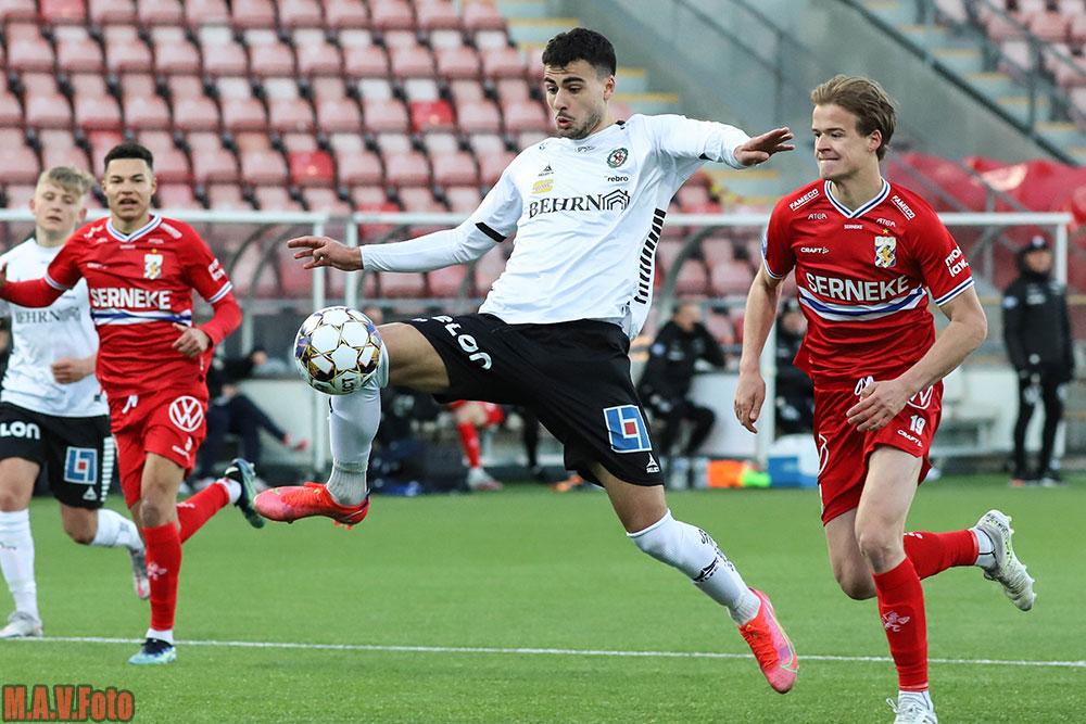 ÖSK kryssade i premiären hemma mot IFK Göteborg