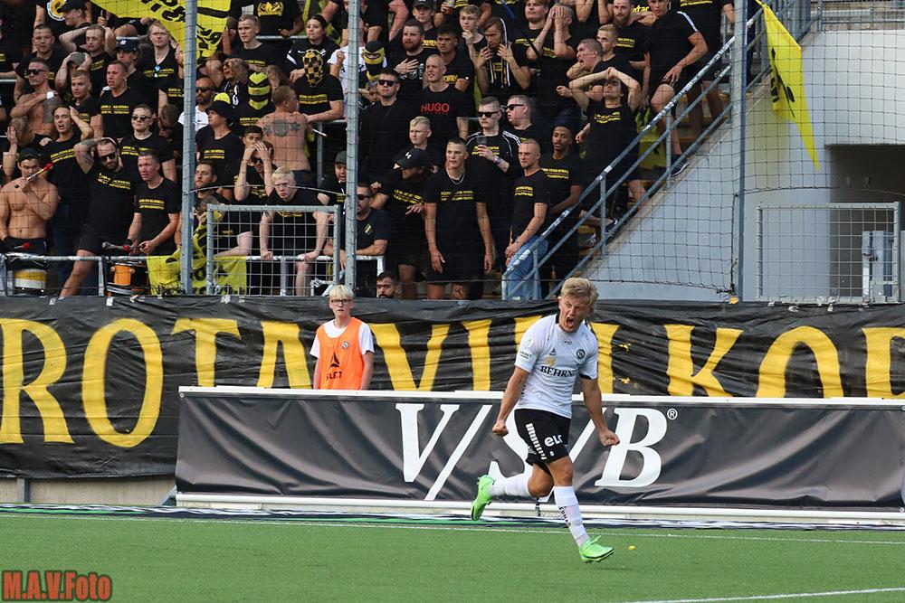 ÖSK bröt förlustsvit vid kryss mot AIK