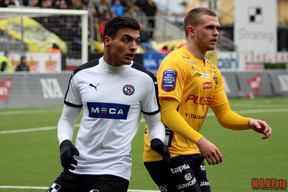 Ahmed Yasin uppges återvända till ÖSK